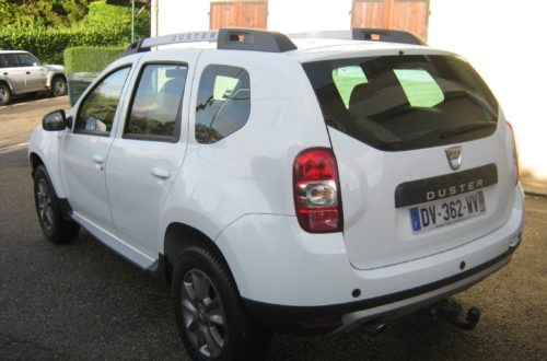 Annonce : DACIA DUSTER 1.2 TCe